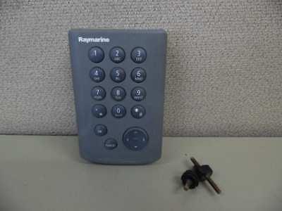 Raymarine Alphanumerical Keypad E05008 - Tested Working Condion!