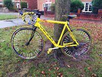 Viking XRR signed Racing bike Road bike