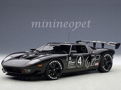 AUTOart 80514 FORD GT LM RACE CAR SPEC II TEST CAR #4 1/18 CARBON FIBER LIVERY