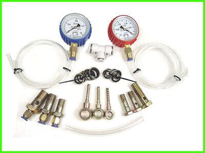 Diesel Engine Low Pressure Fuel System Tester Tool Set Common Rail Pump Tester