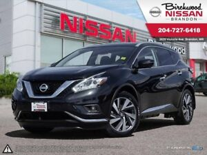2016 Nissan Murano Platinum Priced TO GO!