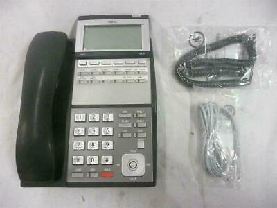 Nec Ip3na-12txh Phone Aspire Ux5000 12dg Black Charcoal Warranty Refurbished