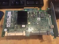 Dell Poweredge PERC 6i PCI-E Raid Controller T774H 0T774H PRECISION