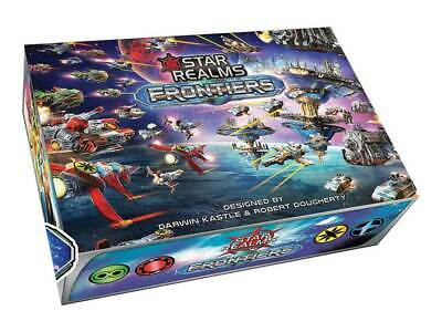 Star Realms: Frontiers Card Game SEALED UNOPENED FREE SHIPPING