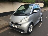 SMART FORTWO PASSION MHD (silver) 2013