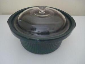 """Replacement lid and pot for inside a 5 litre """"Rival""""crockpot"""