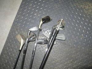 sac et ensemble de golf