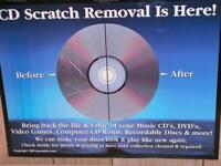 CD / DVD REPAIR