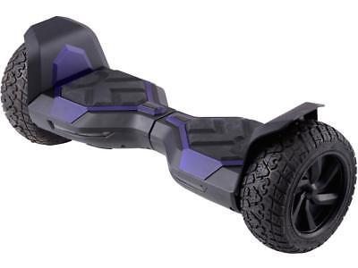 MotoTec Self Balancing Ninja 36v 8.5in Blue Safe  UL Certifi