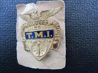 Tennessee Military Institute pin