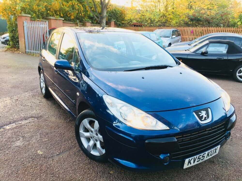 Peugeot 307...1.6 hdi full history full Mot a great family car 995
