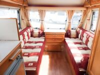 (Ref: 739) 07 Model Compass Connoiseur 505 5 Berth **One Previous Owner**