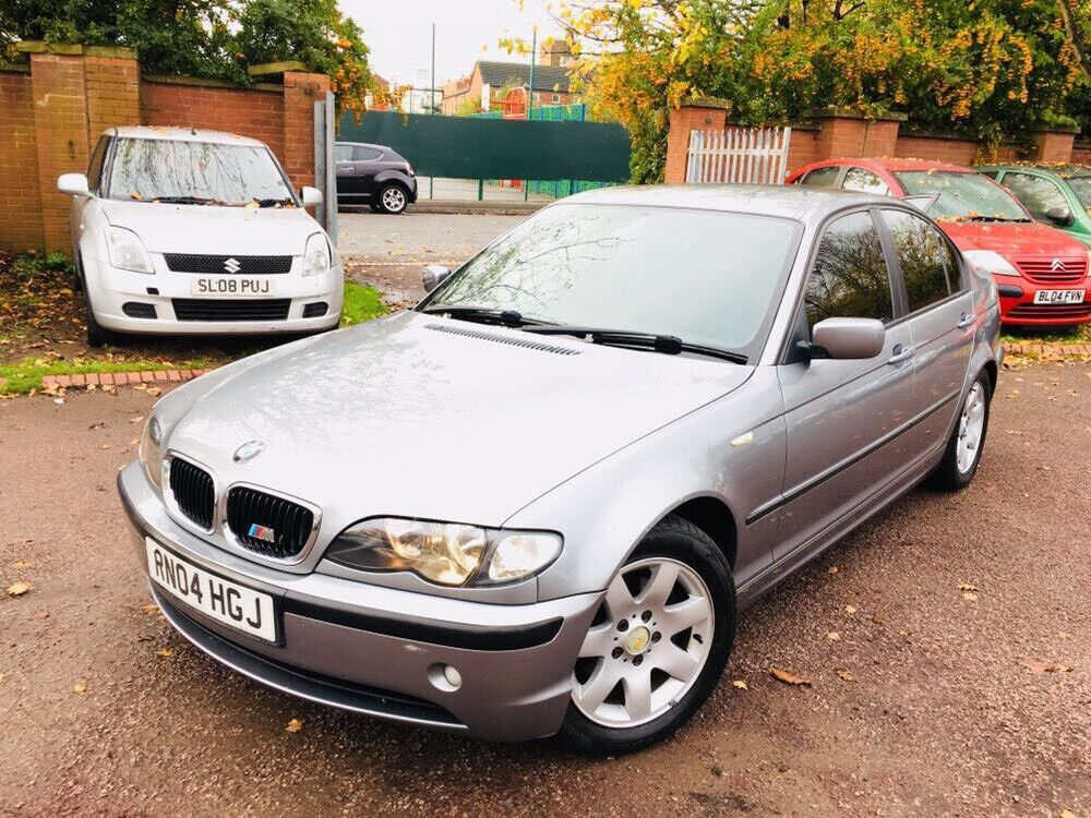 BMW 320 D mint runner long Mot good body work nationwide delivery 995