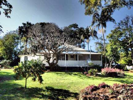 FEDERATION ERA BEAUTY COMES WITH 2 LARGE GARDEN LOTS Coraki Richmond Valley Preview