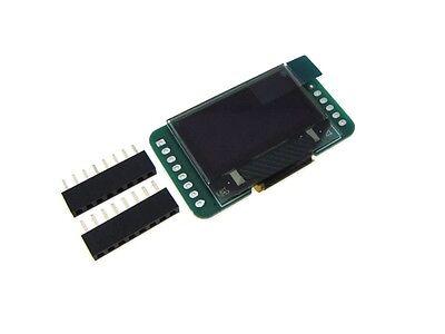 Hq 0.96 12864 Oled Graphic Display Module I2c Iic Spi 6880 Lcd - White C1-1
