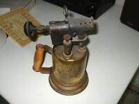 Antique/Mantique blow /soldering torch