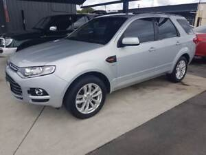 2011 Ford Territory TS AWD Diesel Wagon Warragul Baw Baw Area Preview