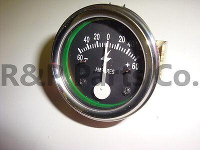60 Amp Amperage Ammeter Gauge Compatible With Case Alternator Tractors