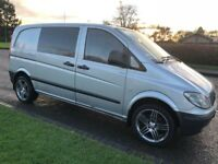 Mercedes benz vito automatic px welcome