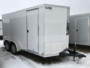 2017 Cross Trailers Alpha 7x14 Enclosed Cargo Trailer