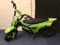 Motor bike electric for child