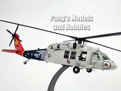 "Sikorsky UH-60 Blackhawk NAVY HSC-2 ""Fleet Angels"" 1/72 Scale Diecast Model for sale  Chicago"