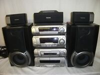 technics hifi syteam in perfect working order (cud deliver)