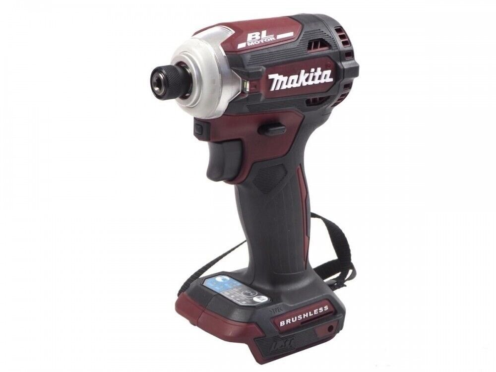 Makita Td171dzar Color Brushless Lxt 18v Impact Driver Double Led Best World Model 2019 Tool Only
