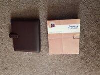 Organiser Case- Italiation leather