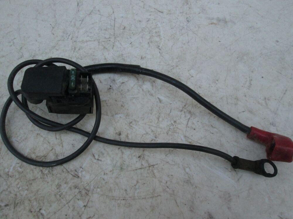05 KFX 700 Starter Solenoid oem stock