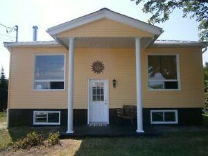 Jolie maison clés en main Chartierville
