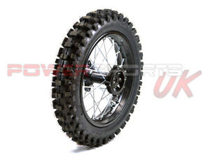 PIT BIKE REAR WHEEL 12 INCH - SDG HUB - 12