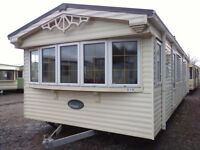Static Caravan 35 x 12 / 2 Bedrooms, Central Heating, Double Glazing
