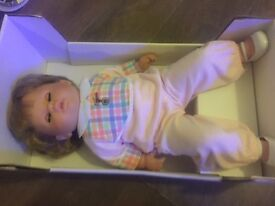 1980's doll excellent condition
