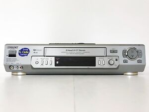SONY VHS PLAYER RECORDER - EXCELLENT WORKING CONDITION! Coburg Moreland Area Preview