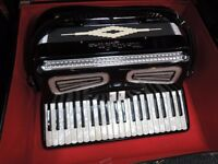 Martin Lukins Special accordion