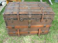 Antique Trunk