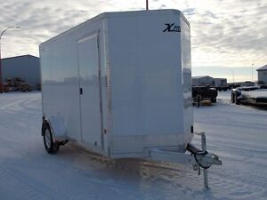 2017 High Country XPRESS 6x12 Enclosed Cargo Trailer