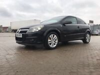 2008│Vauxhall Astra 1.4 i 16v SXi Sport Hatch 3dr│1 YEAR MOT│AUX│RECENTLY SERVICED│HPI CLEAR