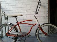 Vélo Antique - Bicycle Low rider RARE Paris Design d'EXPO 67!!!