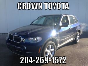2011 BMW X5 35i AWD 3.0L! LOCAL TRADE IN @ CROWN TOYOTA