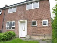 2 Double Bedroom unfurnished House, 2 Receptions, Conservatory, Gardens (Middleton, Manchester)