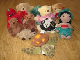 Soft Toys Collection (Small)