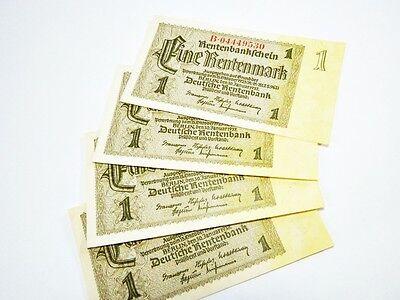 Rentenbankschein Eine Rentenmark  1937  X253