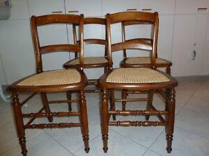4 chaises antiques Saguenay Saguenay-Lac-Saint-Jean image 1