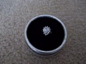 Pear Shaped Ring - Brand New (Fashion Jewelry) with Box