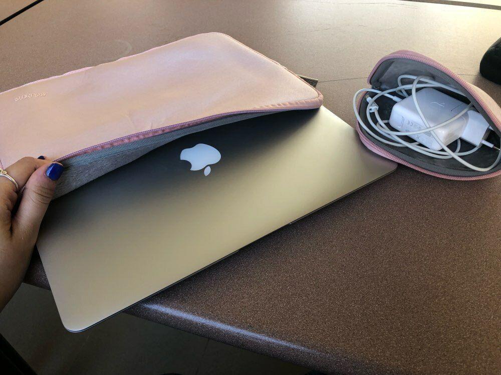 Mosiso 11 13 15.6 WaterProof Laptop MacBook Pro Air Case Bag Neoprene Sleeve Bag