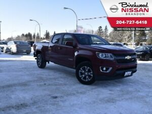 2017 Chevrolet Colorado Z71 Duramax/Heated Seats/Backup cam/4x4