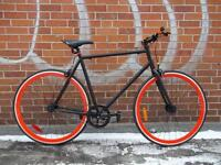 Track bike - fixed gear - Fixie