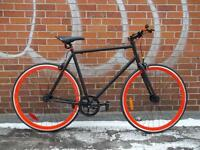 Track bike - fixed gear - Fixie -  Vélo 1 vit neuf /Single Speed